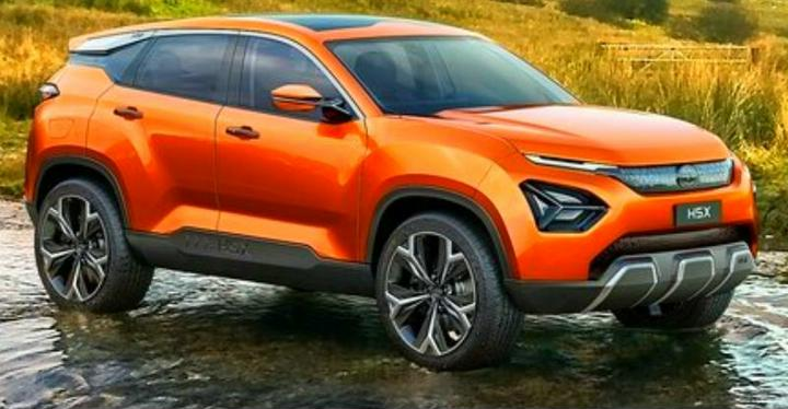 Tata H5x Suv Expected Price Launch Date Features And Specs