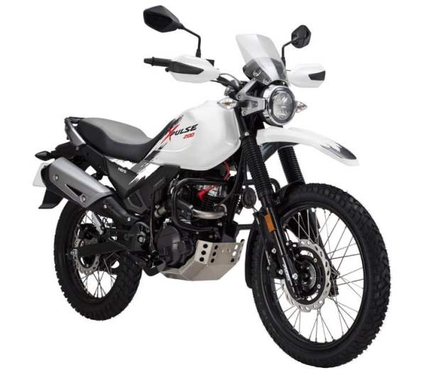 Hero XPulse 200 India Launch Within This Fiscal Year - Report