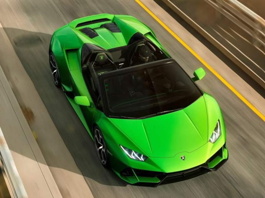 Lamborghini Huracan Evo Spyder in India - All You Need To ...