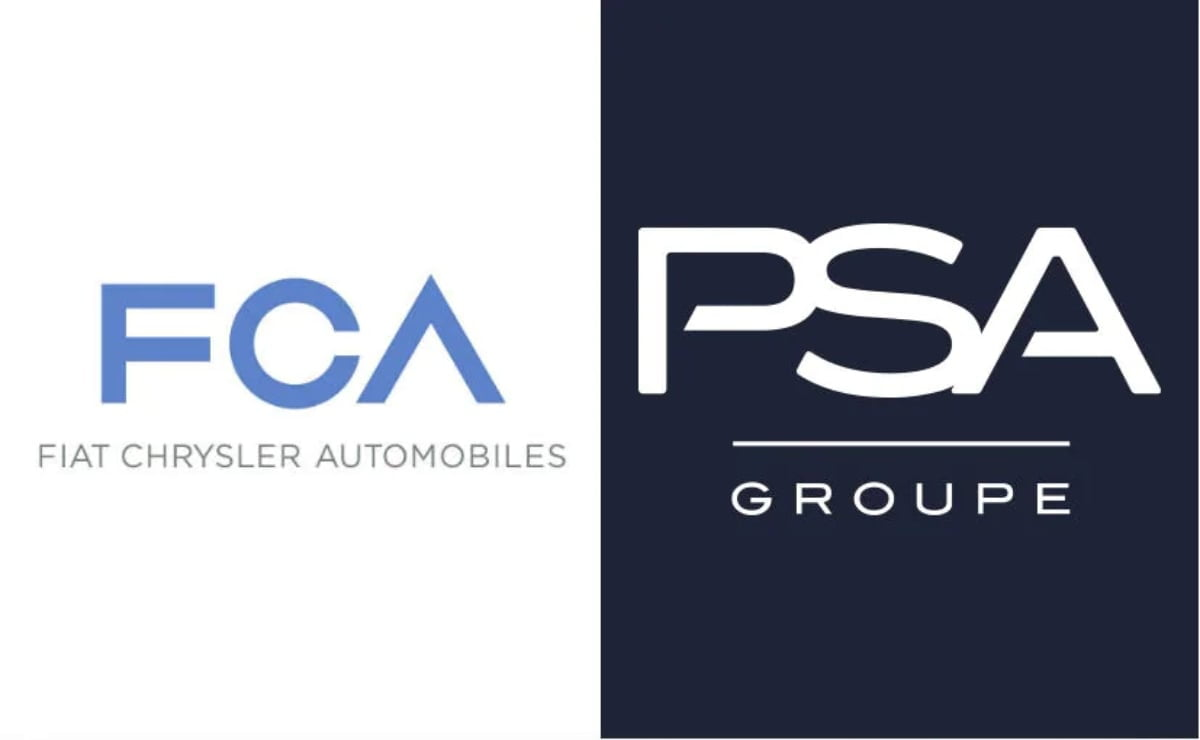 Psa Groupe And Fca Merger Creates Forth Largest Auto Giant