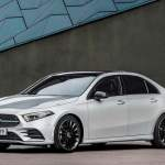 Mercedes Benz A Class Sedan Will Make Its India Debut At Auto Expo 2020