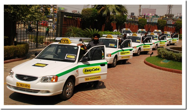 Radio Taxi Business Flourishing In Delhi And NCR