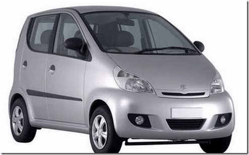 Renault-bajaj-small-car