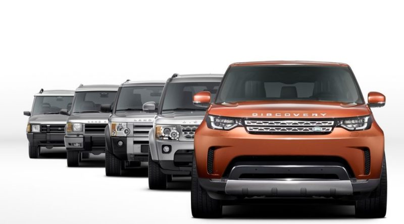 Fonte: LAND ROVER PRESS