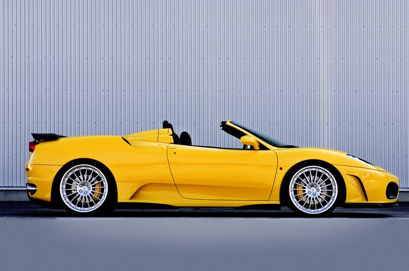 Ferrari F430 Spider Wallpaper Concept Cars