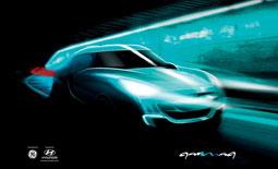 Hyundai QarmaQ Concept - design sketch