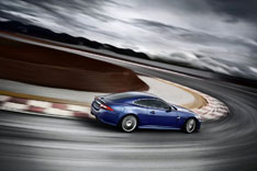 2011 Jaguar XKR With Speed Pack