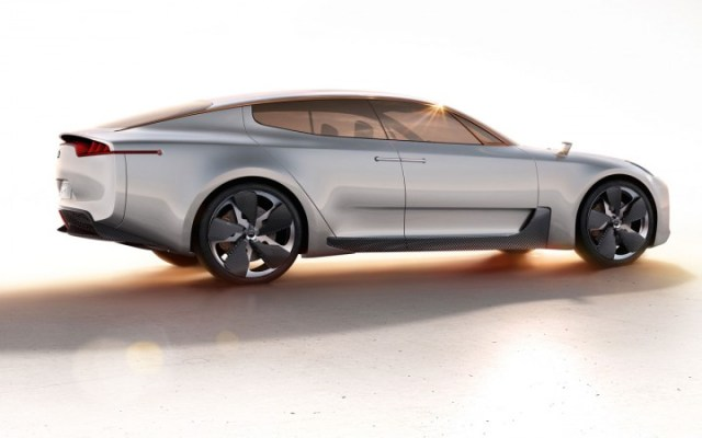 Image result for Kia GT Concept wall