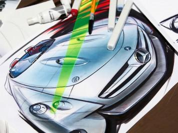 Mercedes-Benz Advanced Design Studio in Tokyo: design gallery
