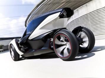 Opel RAK e Concept preview