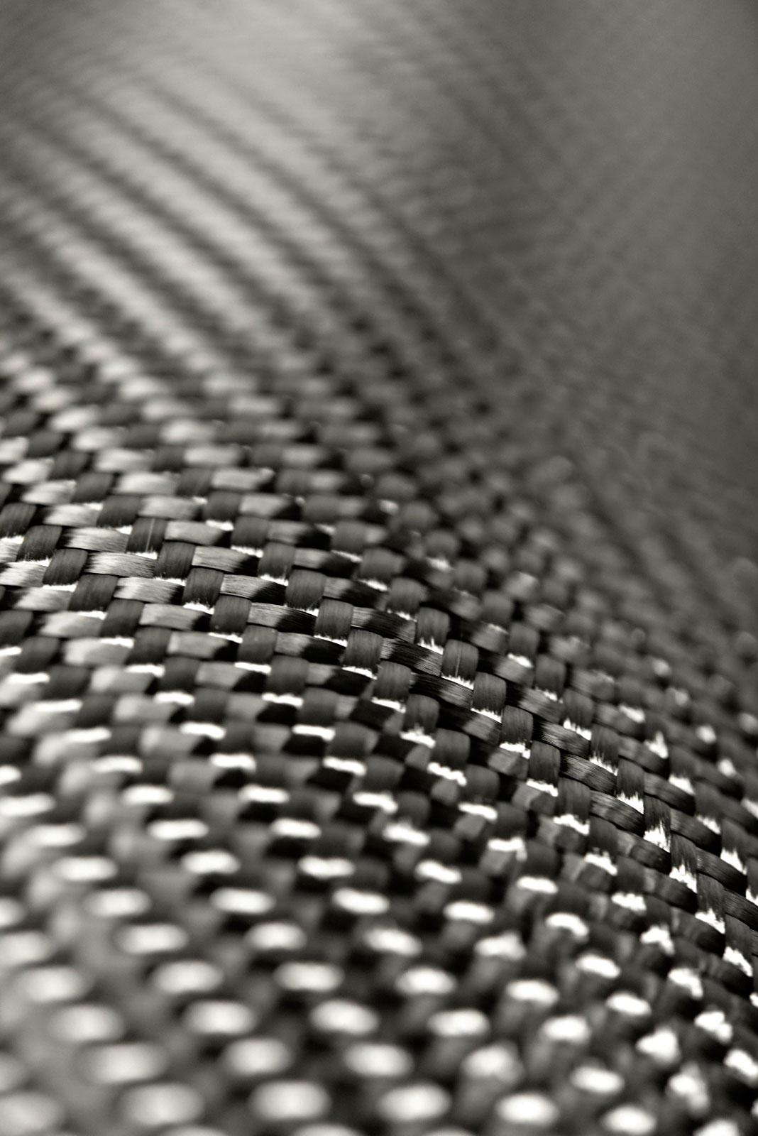 Peugeot Design Lab Onyx Sofa Carbon Fiber Texture Detail