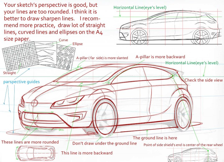 Learning car design from home through the Internet - Car ...