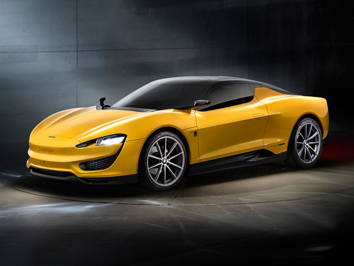 Magna Steyr Unveils MILA Plus Concept Car Body Design