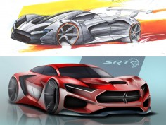 Fiat   Car Body Design FCA US Drive for Design Contest  the winners