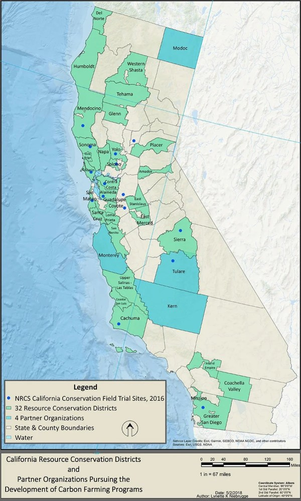 Resource Conservation Districts | Carbon Cycle Institute