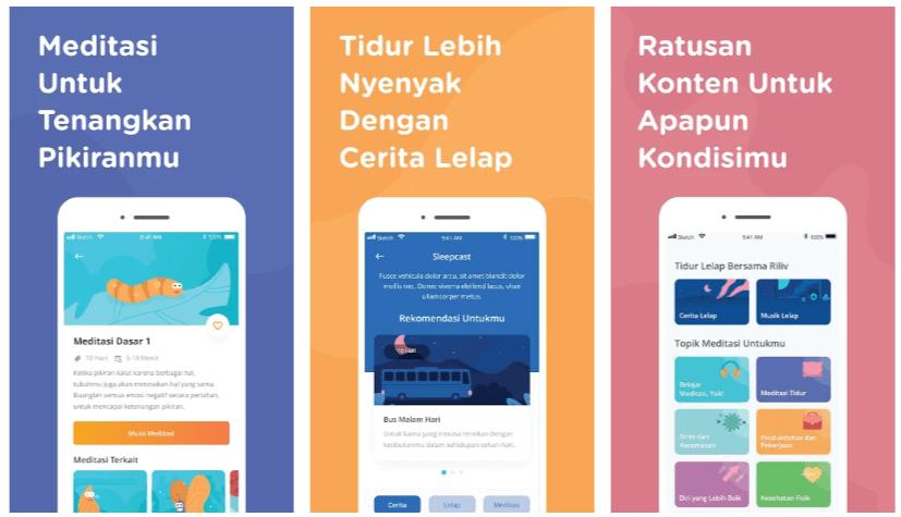 aplikasi untuk curhat di android