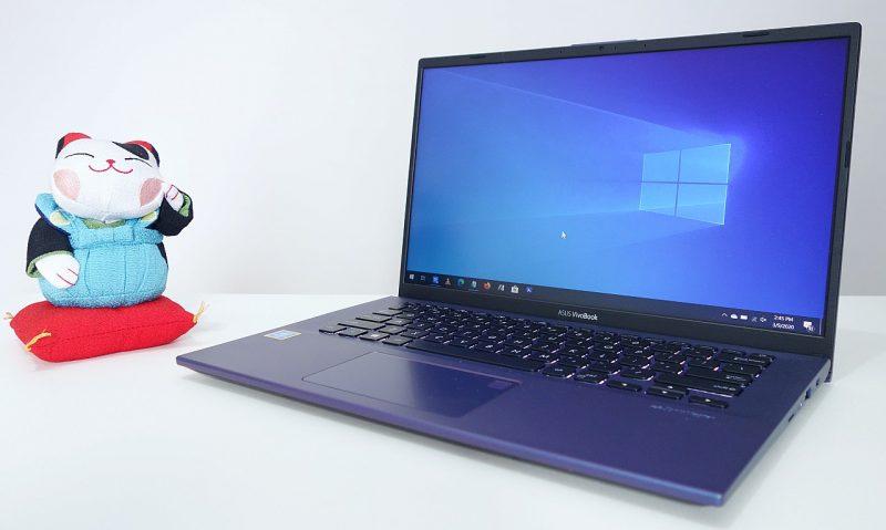cara memutar layar laptop hp