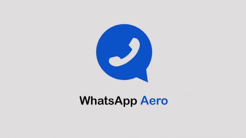 download whatsapp aero terbaru v8.22 apk anti banned 2020