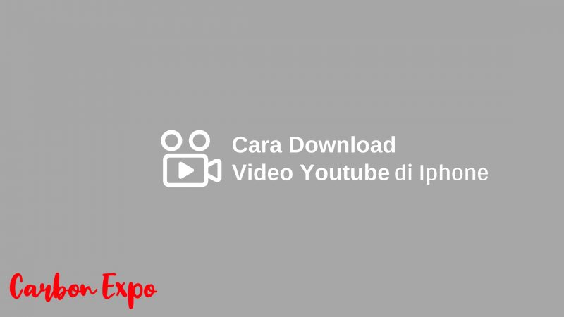 cara download video youtube hp iphone