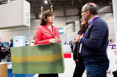 Innovate2017_Minister_Claire_Perry_Marga_Pelli_Jose_Zavala_Econovate
