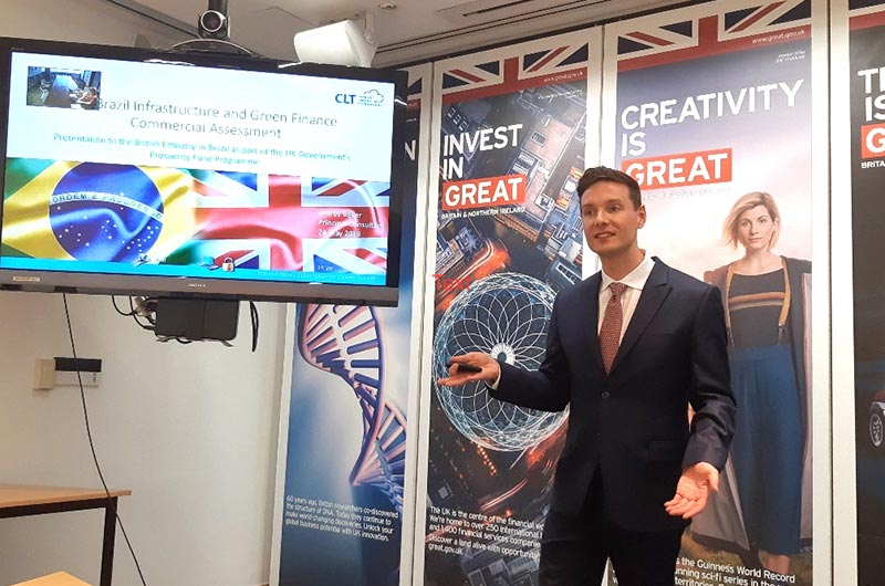 CLT Presentation - Boosting UK investor capability to finance Brazil