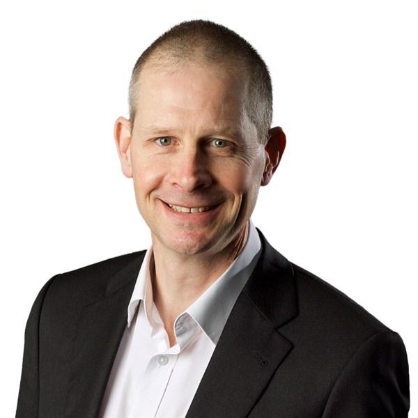 Portrait of Martin Tillin