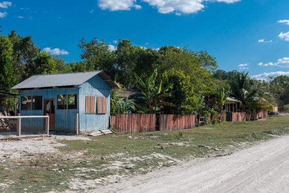 Small Guatemalan village