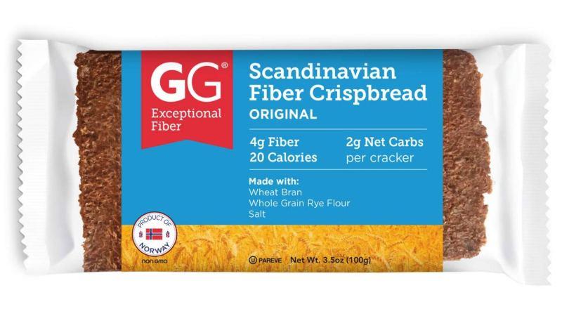 Scandinavian Bran Crispbread