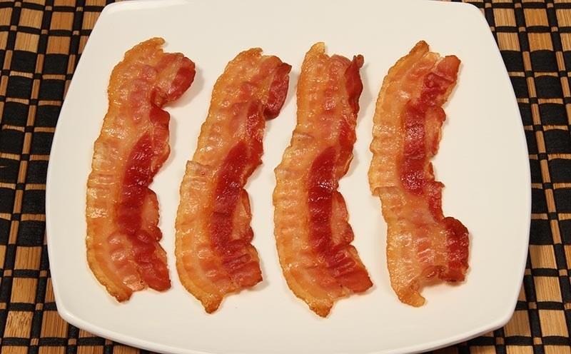 Fat Fast 4 Strips of Bacon Recipe