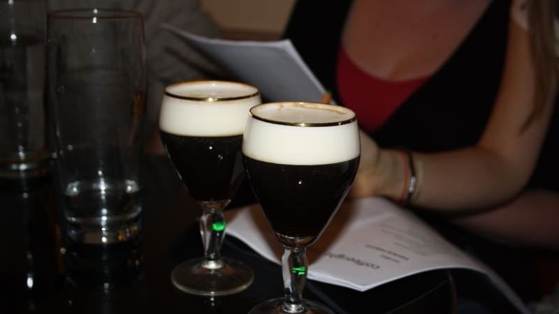 Dana Carpender's Low-Carb Irish Coffee Recipe