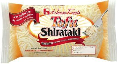 Spaghetti Tofu Shirataki Pasta