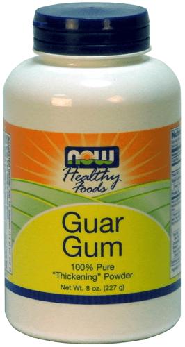 Guar Gum Powder 8 oz. by Now Foods