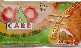 CiaoCarb High Protein Protobisco Cookies Return to the US