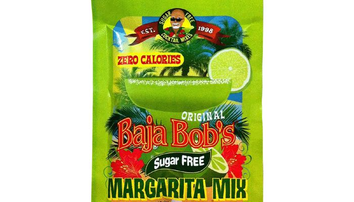 Baja Bob's Powdered Margarita & Daiquiri Mixes
