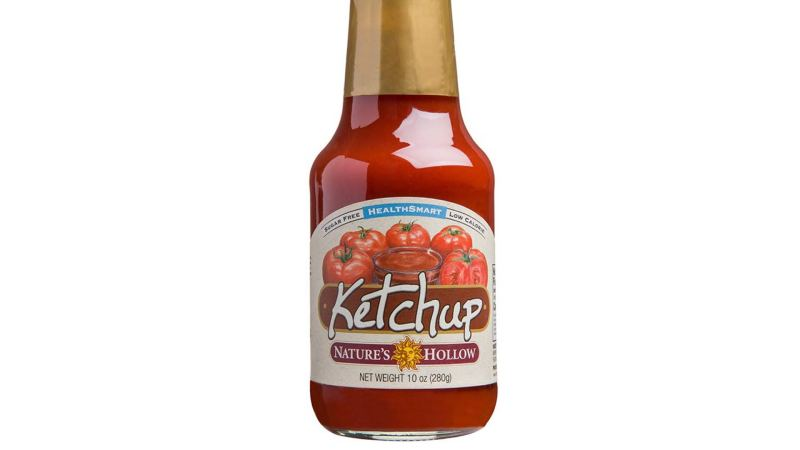 Nature's Hollow Sugar-Free Ketchup