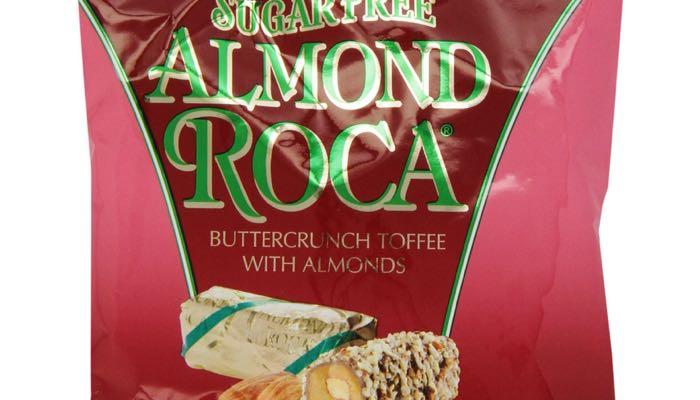 Sugar Free Almond Roca