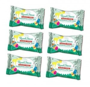 Russell Stover Chocolate Covered Marshmallow Egg Calories