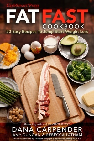 Fat Fast Cookbook Now Available From Amazon.com