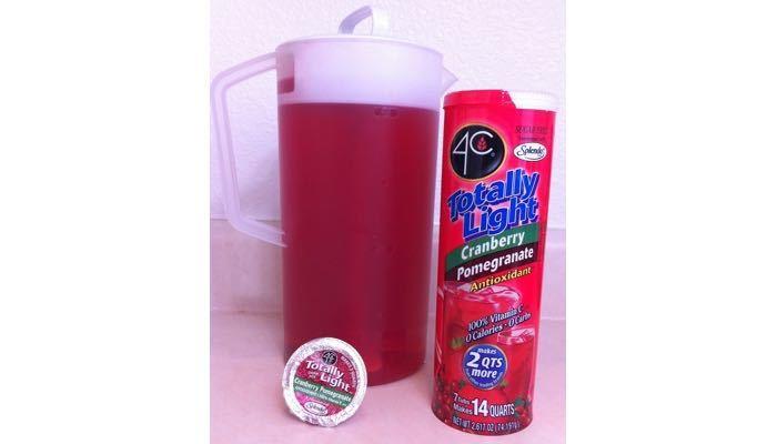 4C Totally Light Cranberry Pomegranate