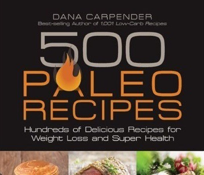 Sale Over: 4 Dana Carpender Kindle Cookbooks