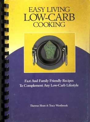 Easy Living Low-Carb Cooking on Sale