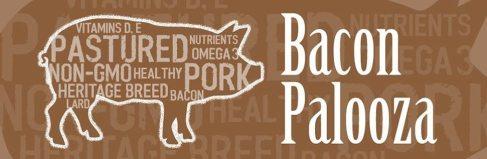 BaconPalooza September 7-8, 2013
