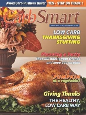CarbSmart Magazine November 2013 Cover
