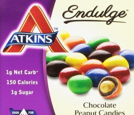 Atkins Endulge Chocolate Peanut Candies