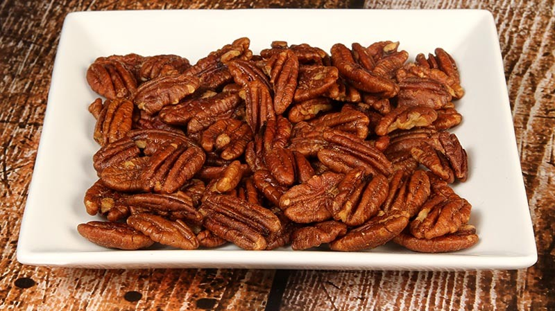 Low-Carb Savory Pecans Recipe
