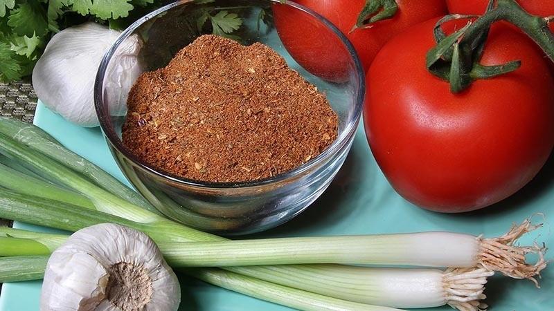 Low-Carb Gluten-Free Latin Spice Blend Recipe