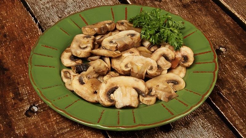 Low-Carb Gluten-Free Sautéed Mushroom Recipe