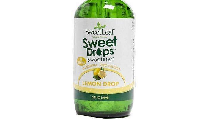 SweetLeaf Sweet Drops Lemon Drop Liquid Stevia Sweetener 2 oz.