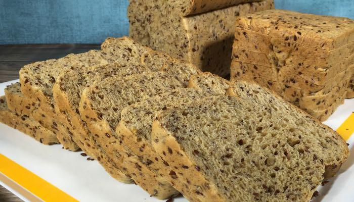 Low Carb Fresh Baked Multi Grain Bread by LC Foods