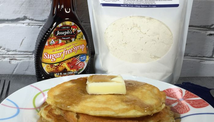 Low Carb Pancake Mix by LC Foods